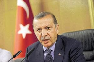 Turkish President Erdogan urges 'concrete action' over Idlib in call with German Chancellor Merkel - French President Macron