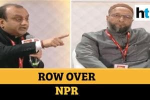 NPR catastrophic for country's poor warns Asaduddin Owaisi; BJP counters