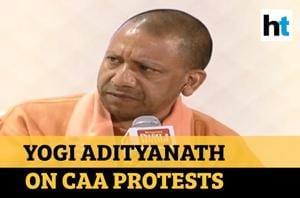 'People have to choose between Gandhi and Jinnah's India': Yogi Adityan...