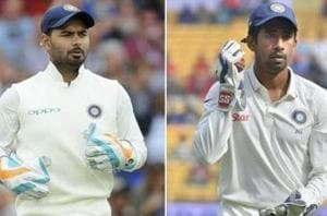 Runs pip skills in wicket-keepers' race, again as India opt for Rishabh Pant instead of Wriddhiman Saha in 1st Test against New Zealand