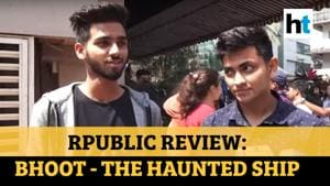 Public review of Vicky Kaushal starrer Bhoot - The Haunted Ship
