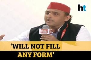 'Don't support any law that divides people': Akhilesh Yadav on CAA, NRC...