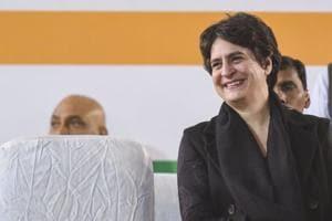 Priyanka Gandhi raises questions over funding of panel formed to oversee Trump's Gujarat visit