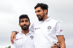 India vs New Zealand:Funny how perceptions change - Ishant Sharma slams Jasprit Bumrah's critics