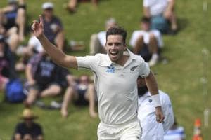 India vs New Zealand: 'He's been a world class bowler,' Tim Southee full of praise for Indian pacer