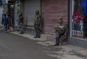 Another man arrested in Kashmir for spreading rumours on social media