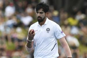 India vs New Zealand: 'Haven't slept for two days': Ishant Sharma after keeping India in the game with a three-fer