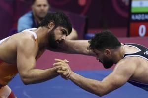 Asian Wrestling Championships: Satyawart Kadian, Gaurav Baliyan settle for silver