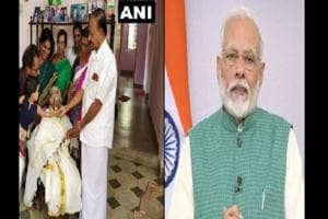 PM Modi calls 105-year-old student 'an inspiration'