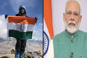 PM Modi lauds 12-year-old for scaling Mount Aconcagua in South America