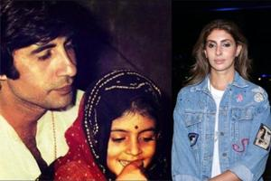 Amitabh Bachchan pens emotional post to celebrate Shweta Bachchan's new achievement, marvels at her journey
