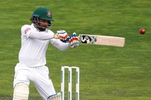 Bangladesh vs Zimbabwe: Hosts trail by 25 runs on Day 2 after Mominul Haque, Najmul Hossain fifties