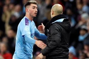 Aymeric Laporte will be fit to face Real Madrid, says Pep Guardiola
