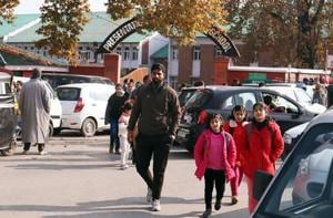 Schools in Kashmir to reopen Monday, 6 months after Art 370 was scrapped
