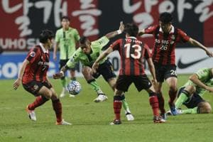 South Korea postpones football season over virus: K-league