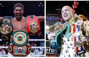 Tyson Fury ready for Anthony Joshua fight if Deontay Wilder doesn't take rematch  option