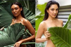 Dabboo Ratnani believes he plagiarised himself with Kiara Advani's photo- Makes Diet Sabya wonder