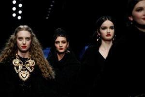 Milan Fashion Week: Comfort and glamour at Dolce - Gabbana show