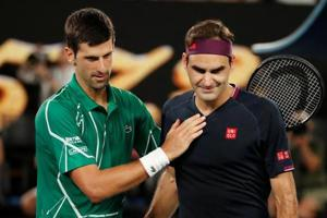 Novak Djokovic surprised by Federer knee surgery news