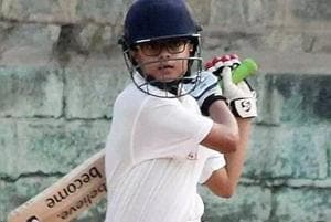 Rahul Dravid's son Samit continues brilliant run of form with another ton