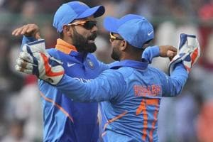 Virat Kohli, Rishabh Pant among six India cricketers included in Asia XI for T20I series against World XI