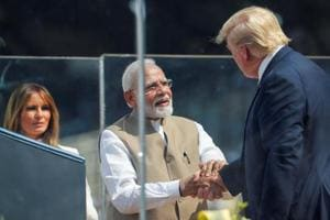 Trump's trip to India a  message for Pakistan?