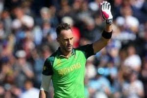 South Africa rest Faf du Plessis for Australia ODI series