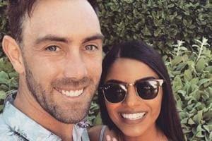 Glenn Maxwell announces engagement to Indian-origin girlfriend Vini Raman