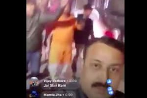 BJP MLA accused of chanting provocative slogans says he had gone to defuse tension in Delhi