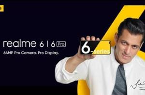 Realme 6, Realme 6 Pro with 64MP quad camera, 90Hz display to launch in India next week