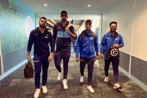 India vs New Zealand: 'Stop roaming, start playing' - Twitter users after Mayank Agarwal posts picture with teammates