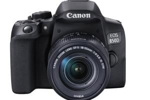 Canon's new EOS 850D camera to go on sale in India in April