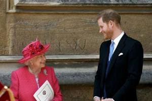 Prince Harry back in UK for first final round of royal duties