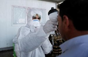 Pakistan confirms first two cases of coronavirus; says 'no need to panic'