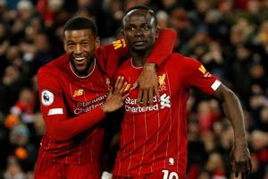 Liverpool can remain unbeaten in Premier League title run, says Alan Shearer