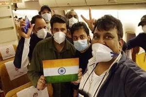 119 Indians stuck in coronavirus-hit Japan ship for weeks land in Delhi