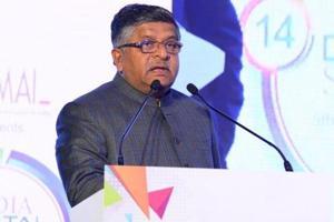 Judge consented to transfer, says Ravi Shankar Prasad, hammers Cong