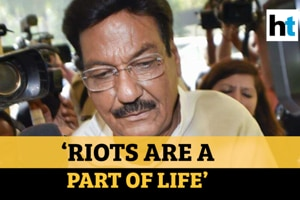 'Riots a part of life': Haryana minister sparks controversy on Delhi vi...