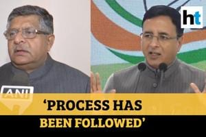 'Baseless': RS Prasad responds to Cong jibe over Delhi judge's transfer