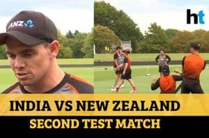Ind vs NZ | 'India will look to bounce back': Tom Latham ahead of 2nd T...