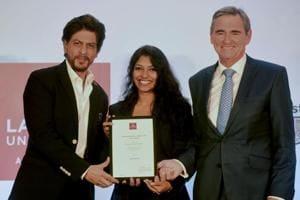 ShahRukhKhan awards PhD scholarship on his name to Kerala researcher