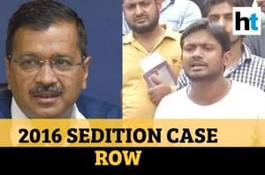 Delhi govt gives nod for Kanhaiya Kumar's prosecution in 2016 sedition ...