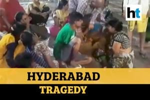 3 dead, 1 injured after wall of house collapses in Hyderabad