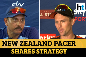 India vs New Zealand | 'Conditions for Kiwis were better on day 1': Ravi...
