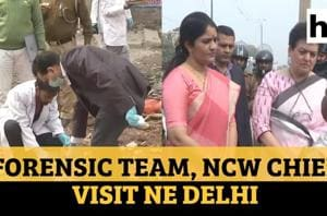 FSL collects evidence from Chand Bagh, NCW chief meets women in Jafrabad