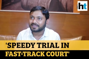 Sedition charge | 'Ensure speedy trial in fast-track court': Kanhaiya Kumar