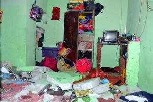 Three children killed as partition wall of house collapses in Telangana
