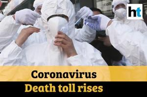 Coronavirus: China reports 35 more deaths, 573 new cases