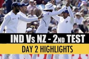 IND vs NZ 2nd Test: Bowlers give India a chance but batsmen falter again...