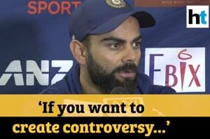 Virat Kohli loses cool during presser, snaps at reporter: 'Come with a better...